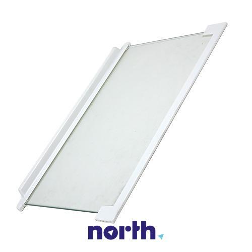Półka szklana z ramkami do komory chłodziarki do lodówki Zanussi 2251639205,1