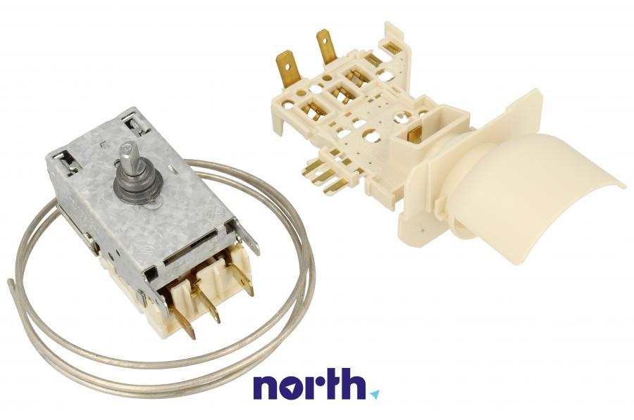 Zestaw naprawczy termostat + mocowanie do chłodziarki Whirlpool A13-0696R 481228238175,0