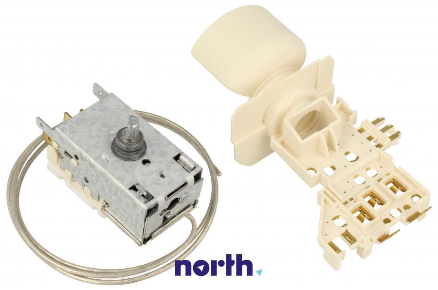 Zestaw naprawczy termostat + mocowanie do chłodziarki Whirlpool A13-0696R 481228238175,1