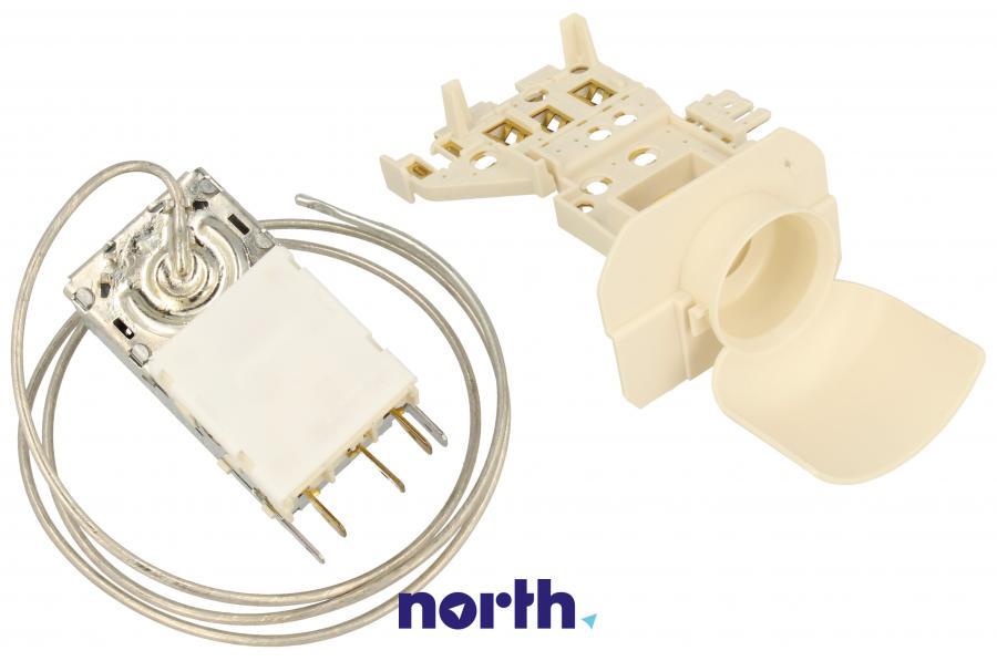 Zestaw naprawczy termostat + mocowanie do chłodziarki Whirlpool A13-0696R 481228238175,2