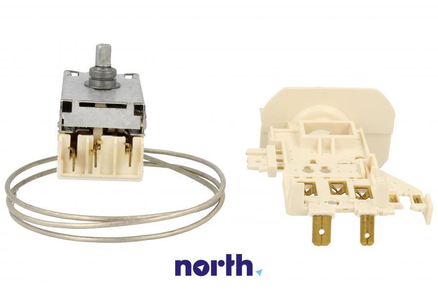 Zestaw naprawczy termostat + mocowanie do chłodziarki Whirlpool A13-0696R 481228238175,4