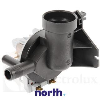 Pompa recyrkulacyjna systemu obiegu wody do pralki Electrolux 1240794402,1