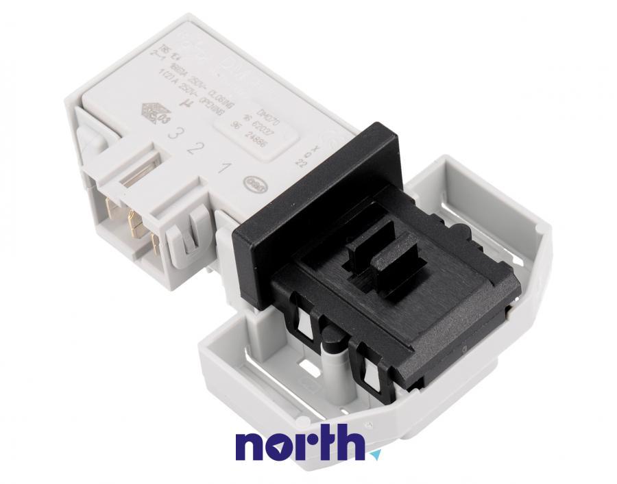 Blokada elektromagnetyczna otwarcia drzwi do pralki Bosch 00610147,1