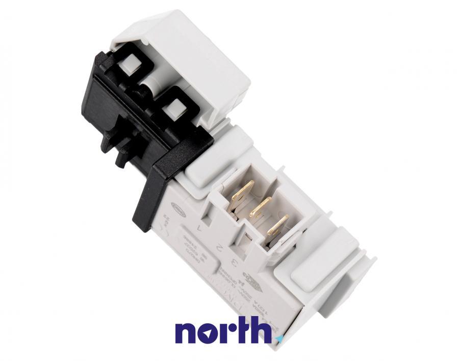 Blokada elektromagnetyczna otwarcia drzwi do pralki Bosch 00610147,2