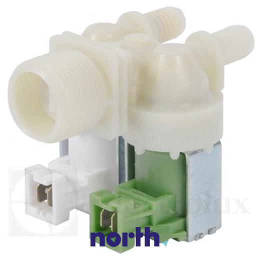 Elektrozawór podwójny (dwudrożny) do pralki Electrolux 1240825040,1