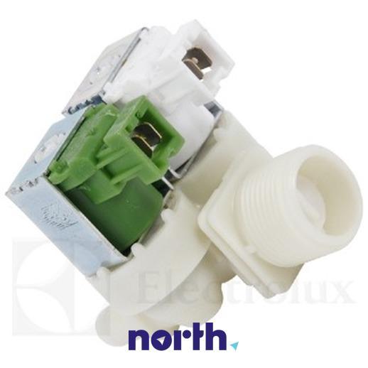 Elektrozawór podwójny (dwudrożny) do pralki Electrolux 1240825040,2