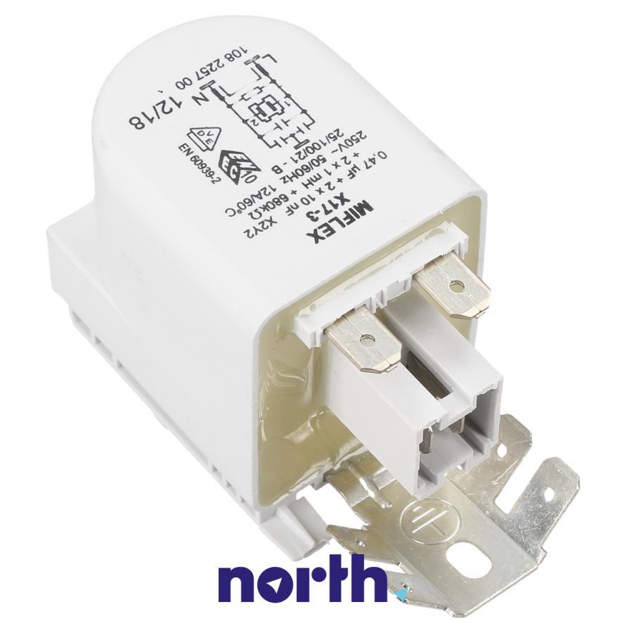 Filtr przeciwzakłóceniowy do pralki Electrolux 1462502012,1