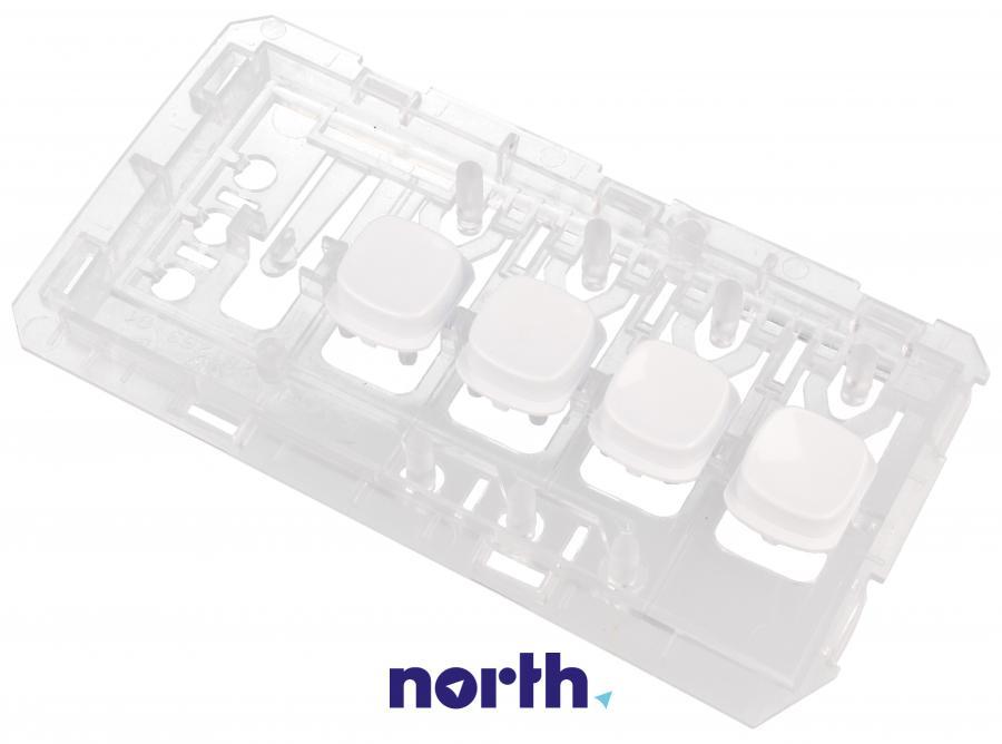Przyciski panelu sterowania do pralki Beko 2867700400,0