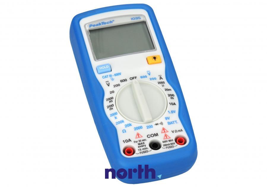 Multimetr PEAKTECH P1035,0