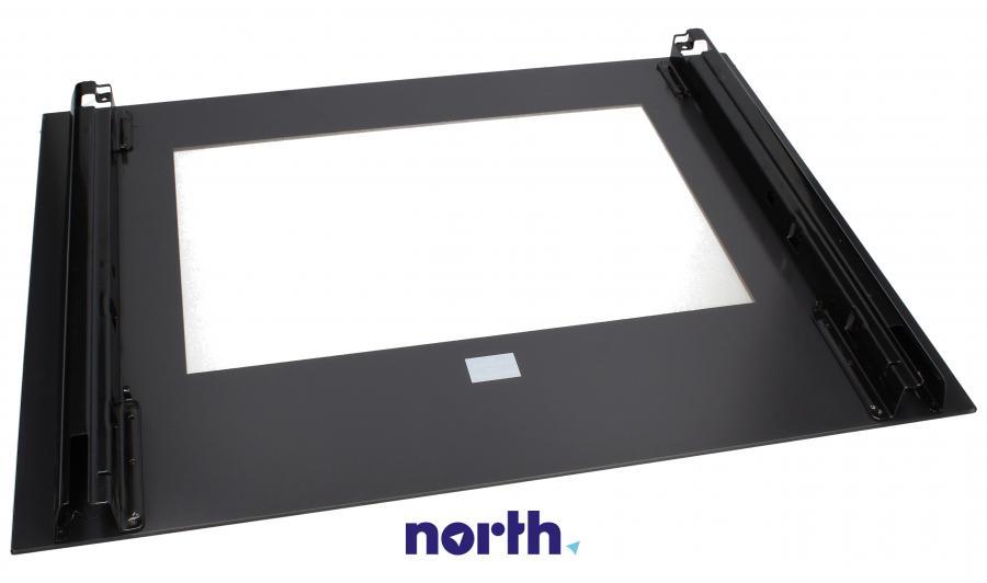 Zewnętrzna szyba drzwi z ramą do piekarnika Ikea 481245059529,1