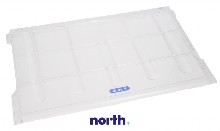 Półka plastikowa do komory chłodziarki do lodówki Whirlpool 481244079295,0