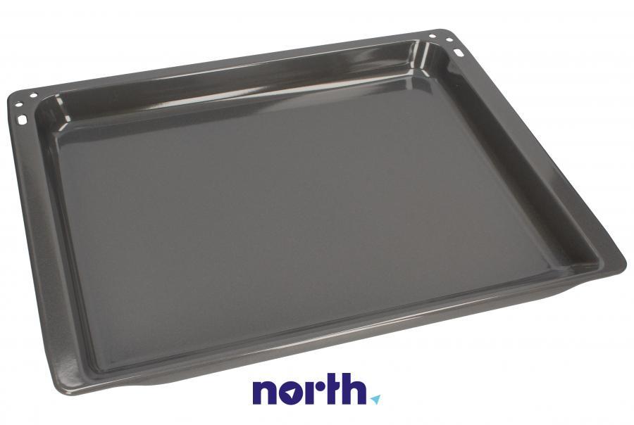 Blacha do pieczenia głęboka (emaliowana) 46.5x37.5cm do piekarnika Neff 00665763,0