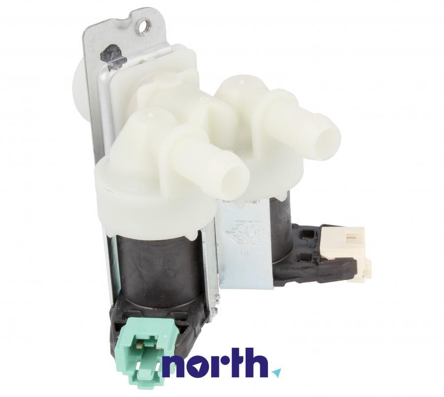 Elektrozawór podwójny do pralki Whirlpool 481228128468,1