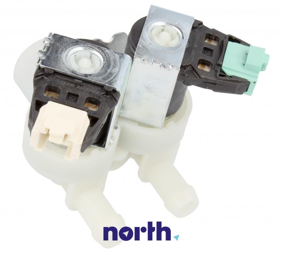 Elektrozawór podwójny do pralki Whirlpool 481228128468,2