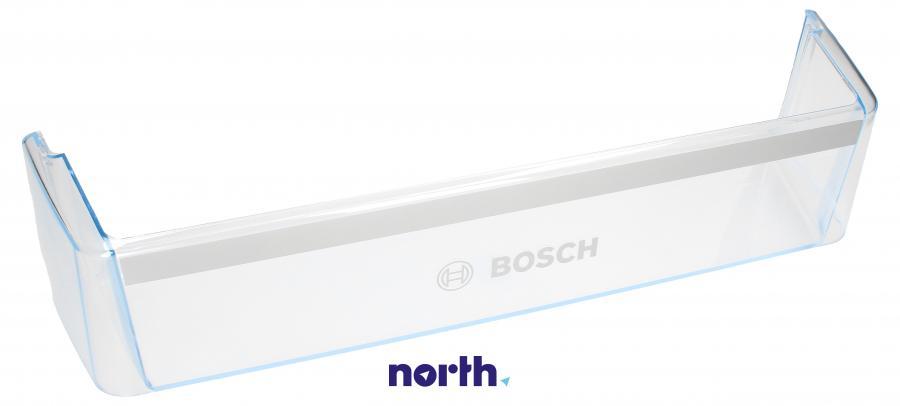 Dolna półka na drzwi chłodziarki do lodówki Bosch 00665153,0