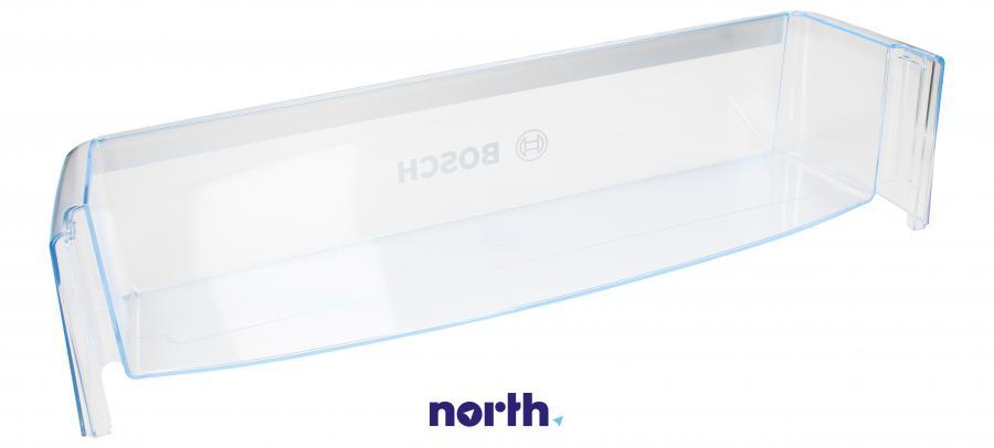 Dolna półka na drzwi chłodziarki do lodówki Bosch 00665153,1
