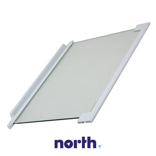 Półka szklana z ramkami do komory chłodziarki do lodówki Electrolux 2063903013,0