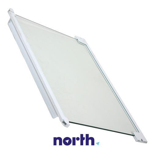 Półka szklana z ramkami do komory chłodziarki do lodówki Electrolux 2063903013,1