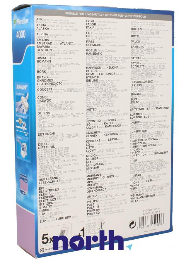 Worki papierowe do odkurzacza Samsung 9001961318,1