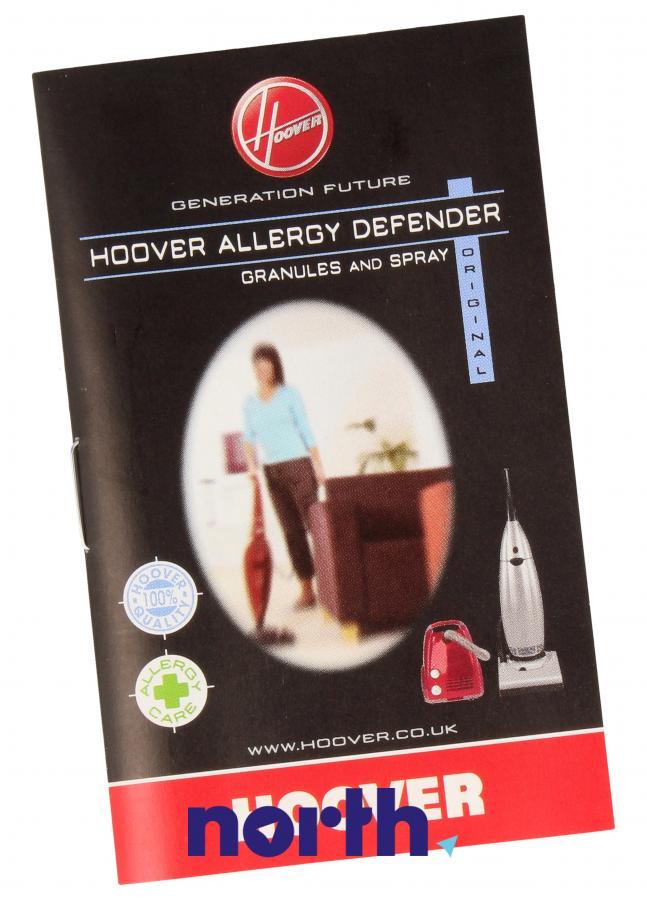 Wkład zapachowy owocowy 5szt. Hoover A31G do odkurzacza,0