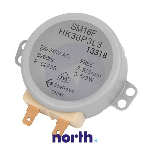 Silnik napędowy talerza do mikrofalówki Electrolux 50293713009,1