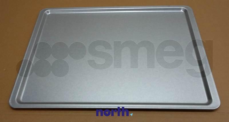 Blacha do pieczenia płytka (aluminiowa) 43.5x32cm do piekarnika Smeg 030370438,1