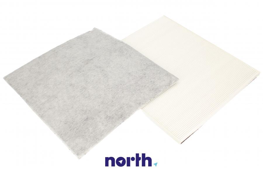 Filtr HEPA zintegrowany z filtrem węglowym do oczyszczacza powietrza DeLonghi DAP700E 5537000900,1