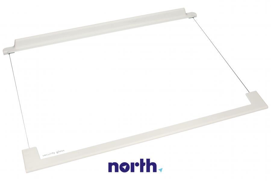 Półka szklana z ramkami do komory chłodziarki do lodówki Electrolux 2251374852,0