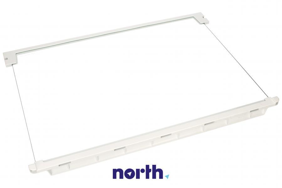 Półka szklana z ramkami do komory chłodziarki do lodówki Electrolux 2251374852,1