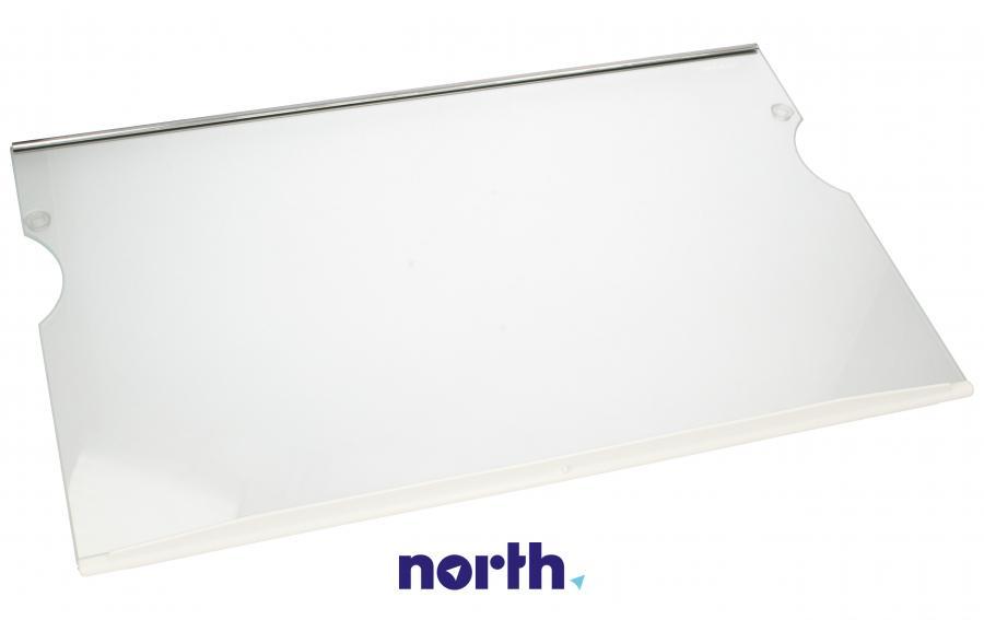 Półka szklana z ramkami do komory chłodziarki do lodówki Liebherr 727243200,1