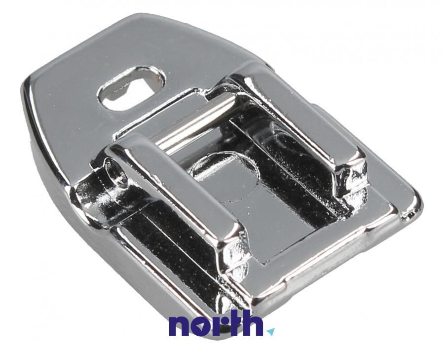 Stopka do wszywania zamków krytych do maszyny do szycia Łucznik 02.038,1