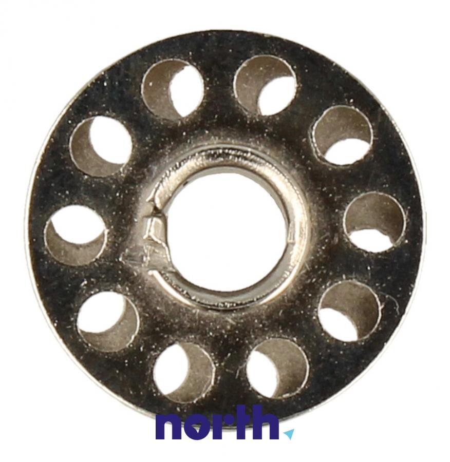 Metalowa szpulka do maszyny do szycia Łucznik 02.047,1