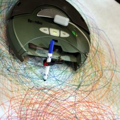 iRobot - automatyczne odkurzacze