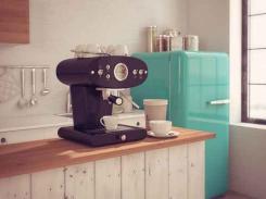 Ekspres do kawy Gaggenau - perfekcyjna technologia