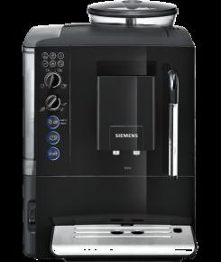 Pielęgnacja ekspresów do kawy Siemens