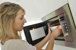 Kuchenka mikrofalowa Siemens - elegancja i wydajność