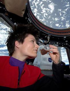 Kto wypił pierwszą kawę w kosmosie?