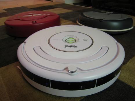 Roboty odkurzające Irobot Roomba