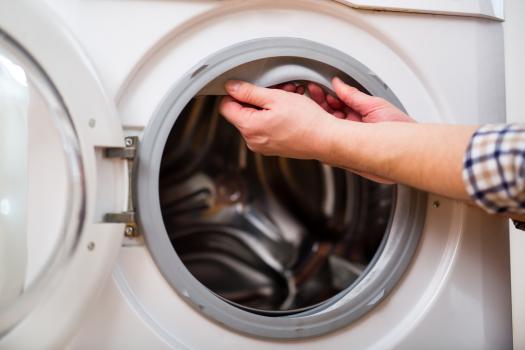 Jak wymienić fartuch w pralce Bosch