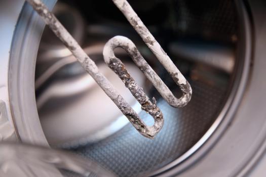 Wymiana grzałki w pralce Bosch