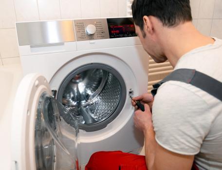 Wymiana fartucha w pralkach Siemens