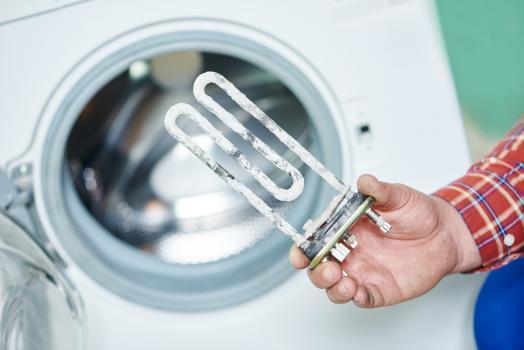 Wymiana grzałki w pralkach Siemens